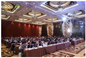 河南省涂协应邀参加顺德yabovip214商会六届三次会员大会暨 商会20周年庆典