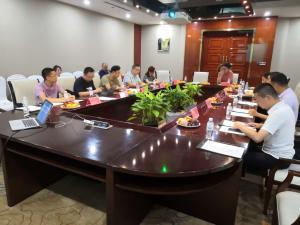 yabovip214|手机版建筑yabovip214涂装分会第七次会长办公会议在安阳召开