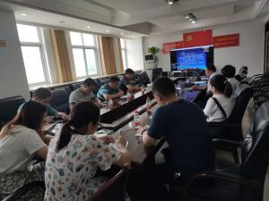协会在秘书处举办线上团体标准综合培训班